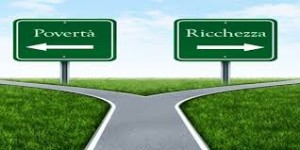 Poverrtà e ricchezza