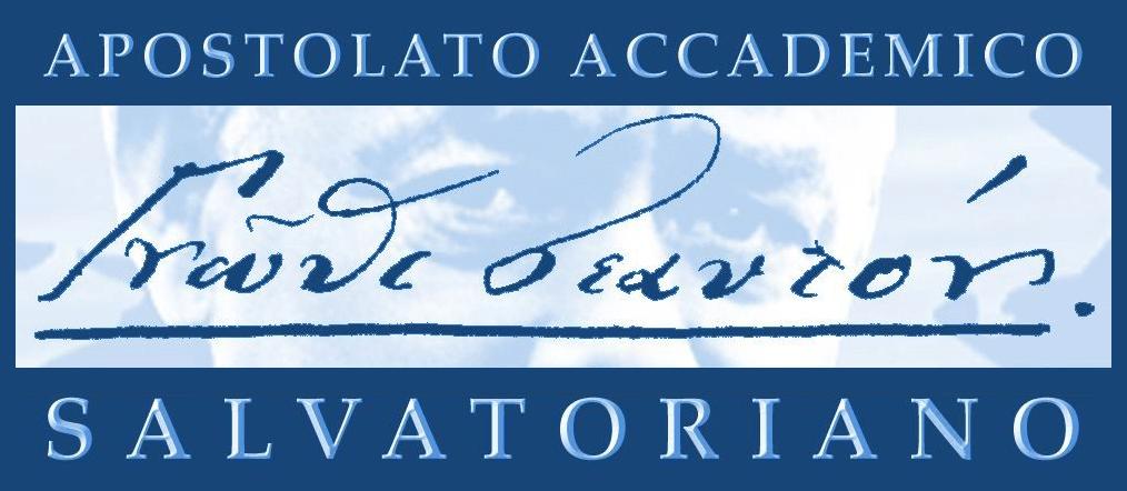 Apostolato Accademico Salvatoriano